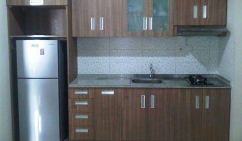 Cara Maksimalkan Kitchen Set di Area Dapur Yang Sempit