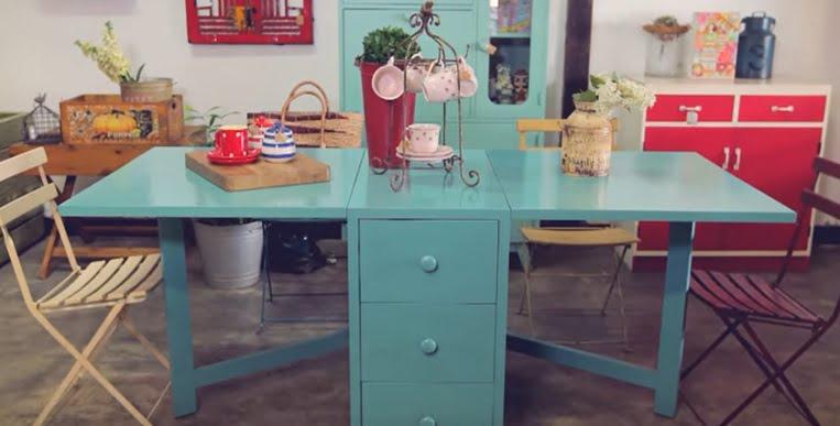 Ide Furniture Untuk Menata Area Makan dan Dapur
