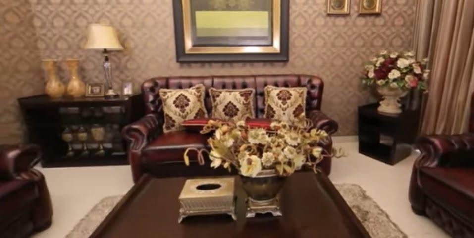 ruang tamu klasik