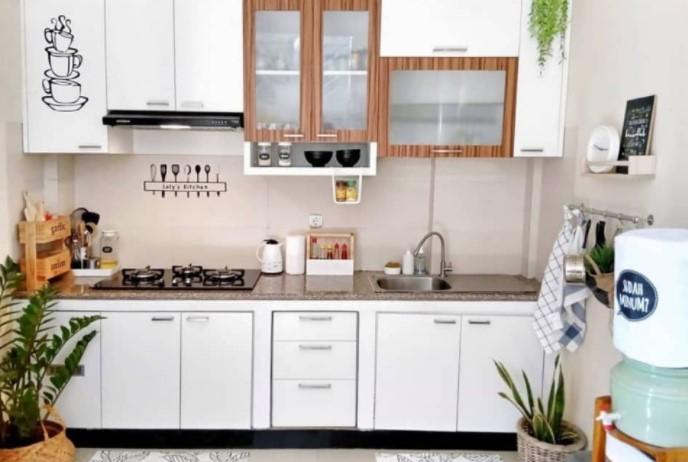 Kitchen Set Murah Tipe Dapur Kecil Praktis